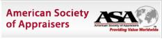 米国鑑定士協会(ASA)公式サイト